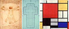 Геометрия и искусство: квадрат | DidatticarteBlog