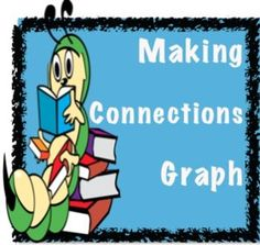 Making Connections Graph Worksheet A motivating class reading activity! After you teach your group about various types of connections (text-text, text-self, text-world, even text-movie, text-song, etc.), they list them along the first left column of the chart. Along the bottom of their chart, students write books that they are currently reading.