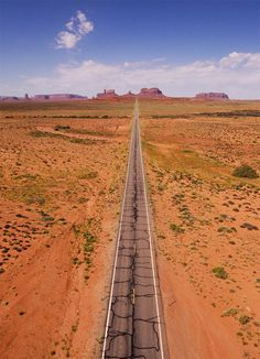 Heading South West on highway 163 in Utah towards Monument Valley on the AZ/UT border.