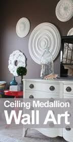 Image result for light fixture ceiling medallion