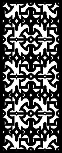 Deco Panel Design ornament•stencil•template•print•pattern•motif Орнамент•шаблон•трафарет•принт•