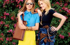 Chic in the Heat by Tommy Ton