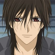 Kaname when he gets angry