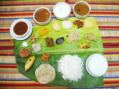 The 10th day of the harvest festival is celebrated with great fanfare in Malayali homes. Elaborate rituals, games and fairs are followed by customary food which involves an exquisite spread of delicacies spread out on a banana leaf. Traditionally known as the onam sadhya, this feast involves 40 dishes which are served to guests and is a nine course meal.  Payasam, avial, banana halwa are some of the traditional dishes that are prepared on this auspicious day which is also a great o…