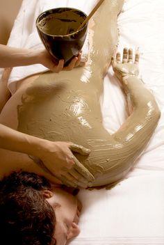 Sea Goddess Body Mask - Herbal Spa Body Treatments ~ Bath Alchemy - A Soap Blog and More