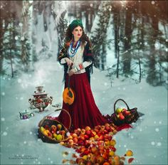 Photograph Russian stail by Margarita Kareva on 500px