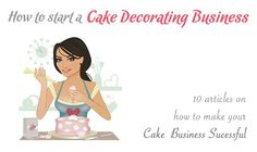 The most common questions here in CakesDecor forums are about Starting a Cake Business and Cake Pricing. There are many books and brochures about this topic over the internet already, but almost none of them are for free. That's why we decided to. Bakery Business, Business Tips, Cake Order Forms, Cake Pricing, Home Bakery, Work Life Balance, Social Events, Amazing Cakes, Cupcake Cakes