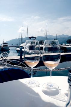 Nadire Atas - The World Is More Beautiful With A Glass Of Wine Little Luxe Book: Montenegro Montenegro, Lac Como, Drink Pink, Foto Fashion, Photocollage, In Vino Veritas, Wine Time, Wanderlust Travel, Luxury Life