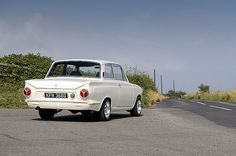 Ford Cortina MK 1 - Dad only had fords after his Norton Commando motorcyles were replaced with family transport