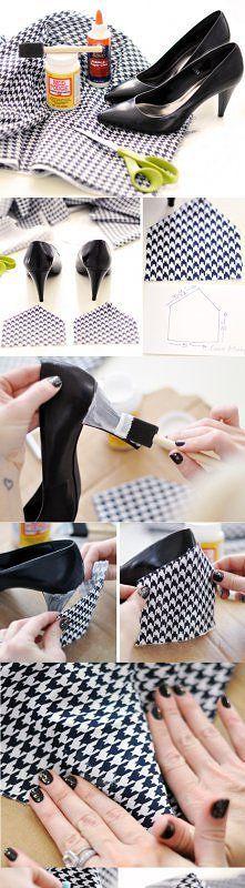 fixing shoe