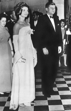 Jackie: A Legacy of Style - June 30, 1962 - from InStyle.com