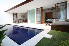 1 Bedroom - private pool villa style