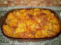 Egyptské brambory