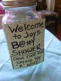 Baby Shower Idea Pocock Pocock Goodsell Teske Goldsworthy frazier Radel Nuessen this would be a clever idea. Shower Time, Shower Party, Baby Shower Parties, Shower Gifts, Cute Baby Shower Ideas, Baby Shower Games, Baby Boys, Fun Baby, Party Favors
