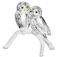 Swarovski Owls