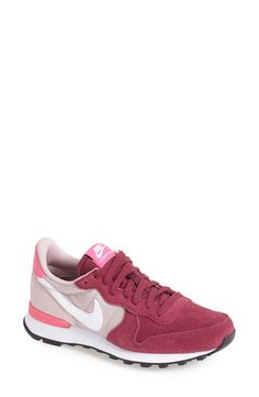 Obsessing over these pink retro-inspired kicks.