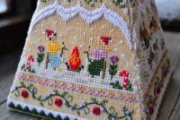 Gallery.ru / Фото #72 - Victoria Sampler Gingerbread Stitching - asdfgh2