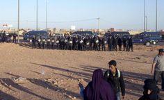Imágenes de disturbios en El Aiún, Sáhara Occidental/EFE El pasado 17 de marzo, las autoridades de Marruecos obligaban a la ONU a retirar del Sáhara Occidental a cerca de un centenar de miembros de…