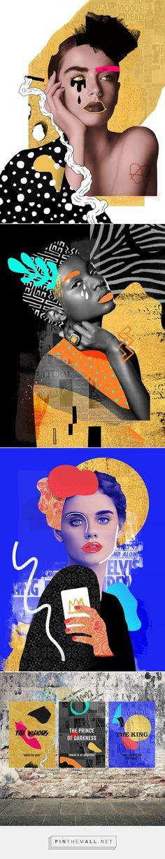 Dead Sound Poster Design by Pablo Pasadas | Logo Designer Bradenton, Web Design Sarasota, Tampa Fivestar Branding Agency #posterdesign #design #graphicdesign #designinspiration