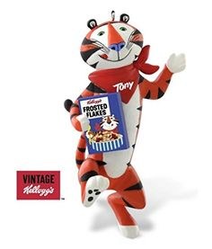 1 X Hallmark 2014 Tony the Tiger Reveal 3 Ornament by Hallmark Ornament ** Read more  at the image link.  This link participates in Amazon Service LLC Associates Program, a program designed to let participant earn advertising fees by advertising and linking to Amazon.com.