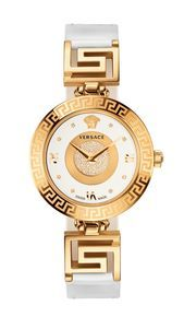 Versace might have been on that list Balance Diversity made. Careful before you buy, Latest Women Watches, Gold Watches Women, Watches For Men, Omega Speedmaster, Rolex Oyster Perpetual, Patek Philippe, Breitling, Luxury Lifestyle Fashion, Swiss Army Watches