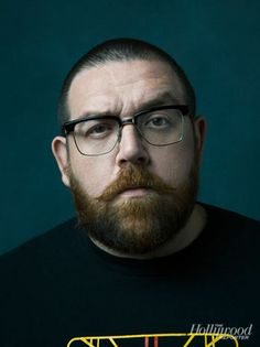 """Nick Frost """"The most surreal thing is that 8,000 people would turn up to listen to us talk about a film we made,"""" said The World's End star of his Hall H experience. """"I felt like the Dave Matthews Band."""""""
