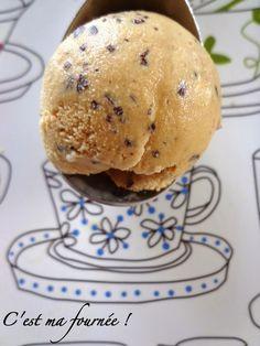 C'est ma fournée !: La glace express au lait concentré (sans oeufs) lait concentré + chantilly
