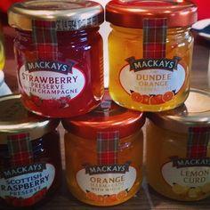 #Mermelades d'#scotland #escocia #mackays #viatgeambelsminis