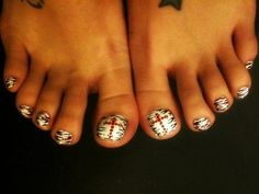cross toenails.  I may have to see if my girl can do this at my appointment this weekend!