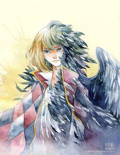 Howl by Menstos.deviantart.com on @deviantART