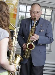 Keith Zimmerman | Affiliate Instructor - Saxophone