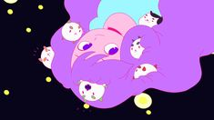 Post with 41 votes and 1583 views. Time for some Bee and Puppycat gifs. Cartoon Tv, Cartoon Shows, Good Cartoons, Bravest Warriors, Like A Cat, Anime, Manga, Magical Girl, Sketches