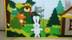 Снова любимые сказки!) - запись пользователя Ольга (fyutkbyfcehfnjdf) в сообществе Рукоделие в категории Развивающие игрушки (ТОЛЬКО ГОТОВЫЕ РАБОТЫ И ВЫКРОЙКИ) - Babyblog.ru