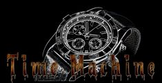 "Images For Print or T shirts Design-""Time machine"" 