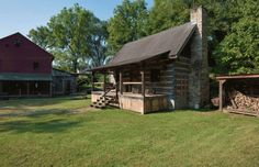 Creekside Cabin with Mill | CIRCA Old Houses | Old Houses For Sale and Historic Real Estate Listings