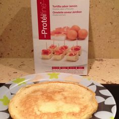 Omelette sabor Jamón (Proteifine)