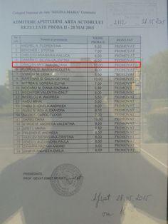 Din arhiva cu rezultate a elevilor noștri ( #Admitere la Colegiul Național de…