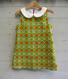 Toertjes&pateekes: De TODDLER IVY GREEN jurk