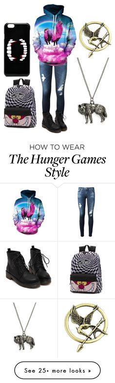 """""""Untitled #314"""" by bav873 on Polyvore featuring AG Adriano Goldschmied, Vans and ASOS Cute Edgy Outfits, Adriano Goldschmied, Hunger Games, Going Out, Asos, My Style, Random, Polyvore, How To Wear"""