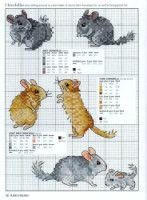 Gallery.ru / Фото #68 - Picture Your Pet in Cross Stitch - patrizia61