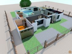 Planner 5D - Screenshot - My House in Bontang Plan renovasi