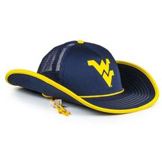 Show off your WVU Mountaineer pride with our new WVU Classic cowbucker hat! West  Virginia 0cc78c5d2c39