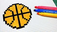 Handmade Pixel Art - How To Draw a basketball Superman Drawing, Punisher Logo, Pixel Drawing, Peler Beads, Minecraft Pixel Art, Kawaii Cat, Tentacle, Hama Beads, Plastic Canvas
