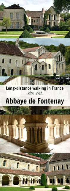 10+ of my favourite photos from Abbaye de Fontenay, France