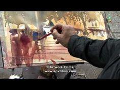 The Passionate Painter in Paris: Alvaro Castagnet