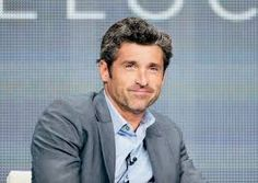 Patrick Dempsey = THE PERFECT MAN! 2013 photo frederick m. brown x velocity portion summer television critics association tour beverly hilton hotel-beverly hills california Patrick Dempsey, Grey's Anatomy, Sandro, Men Over 40, Greys Anatomy Characters, Father's Day Specials, Most Stylish Men, Derek Shepherd, Famous Men