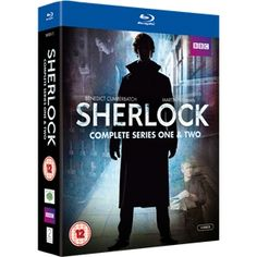 Sherlock Complete Series One & Two
