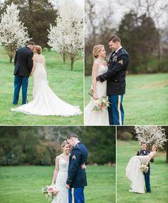 Military wedding. From Kelley and William's Cedarwood wedding, photos by Krista Lee #wedding #military #spring #cedarwoodweddings #stellayork #essenceofaustralia #outdoor #rustic
