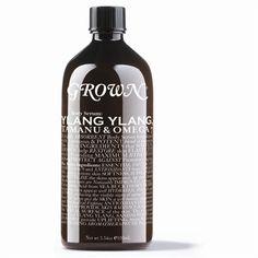 Grown - Body Serum: Ylang Ylang, Tamanu, and Omega 7 - 100ml