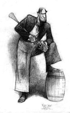 : Mixed Bag : Character Design, Carter Goodrich
